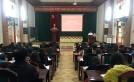 Lâm Thao: khai giảng lớp bồi dưỡng lý luận chính trị dành cho đối tượng kết nạp Đảng khóa II năm 2018