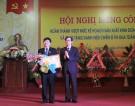 Công ty CP Supe phốt phát và hóa chất Lâm Thao mừng công hoàn thành vượt mức kế hoạch năm 2014