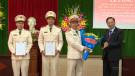 Lâm Thao điều động 40 cán bộ Công an chính quy đảm nhiệm chức danh Công an xã, thị trấn