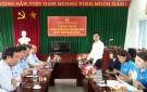 Liên đoàn lao động huyện Lâm Thao: Thăm tặng quà cho đoàn viên công đoàn