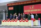 Lâm Thao: Tổ chức Lễ giao nhận quân năm 2019