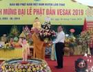 Lâm Thao: Đại lễ Phật Đản Vesak 2019, PL 2563 - DL 2019