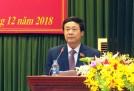 Trích bài phát biểu khai mạc Kỳ họp thứ Chín, Hội đồng nhân dân huyện khóa  XVIII, nhiệm kỳ 2016-2021