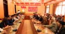 Ban liên lạc hưu trí cấp ủy, UV UBND huyện Lâm Thao gặp mặt đầu Xuân Canh Tý 2020