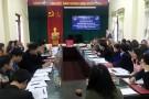 Tổng kết công tác Đoàn- Hội và phong trào thanh thiếu nhi năm 2017