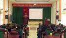Khai giảng lớp Bồi dưỡng lý luận chính trị cho đảng viên mới khóa I năm 2019