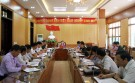 Ban Chỉ đạo tỉnh kiểm tra công tác điều hành phối hợp hoạt động dân vận tại huyện Lâm Thao.