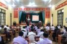 HĐND xã Vĩnh Lại đã tổ chức kỳ họp thứ Tám (kỳ họp bất thường) khóa XXII, nhiệm kỳ 2016-2021.