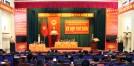 Khai mạc kỳ họp thứ Chín HĐND huyện khóa XVIII