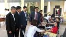 Lâm Thao: tổ chức Hiến máu tình nguyện năm 2018
