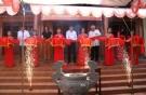 Lễ khánh thành tu bổ, tôn tạo Di tích lịch sử văn hóa Đình Hy Sơn