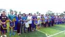 Khai mạc Giải bóng đá Thanh niên huyện Lâm Thao lần thứ nhất năm 2019