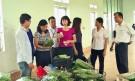 Thanh, kiểm tra công tác an toàn vệ sinh thực phẩm tại huyện Lâm Thao