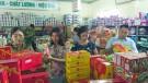 Đoàn kiểm tra liên ngành của tỉnh về An toàn thực phẩm làm việc tại huyện Lâm Thao.
