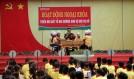 Hội CCB xã – Trường Tiểu học Sơn Vi: Tổ chức nói chuyện truyền thống cho học sinh