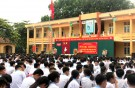 Tuyên truyền pháp luật cho học sinh THPT Long Châu Sa