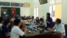 """Giải ngân Quỹ hỗ trợ nông dân Trung ương cho Dự án """"Phát triển chăn nuôi bò sinh sản"""" tại xã Sơn Dương"""