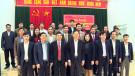 Lâm Thao công bố Nghị quyết của Ban thường vụ Quốc hội về việc thành lập xã Phùng Nguyên