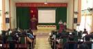 Lâm Thao: Khai giảng lớp bồi dưỡng kiến thức Quốc phòng - An ninh cho đối tượng 3 năm 2018