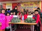 Các nhà trường tổ chức chương trình Tết Chia Sẻ, Xuân Yêu Thương