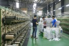 Sản xuất bao bì ở công ty TNHH Minh Phương