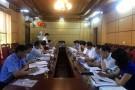 Đoàn giám sát Ban Kinh tế - Ngân sách HDND tỉnh giám sát tình hình quản lý đất đai và kết quả giao đất, cho thuê đất, đấu giá quyền sử dụng đất tại huyện Lâm Thao.
