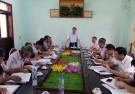 Giám sát công tác quản lý hoạt động ủy thác Ngân hàng chính sách xã hội tại xã Tứ Xã
