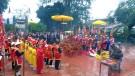 """Tiên Kiên: Tổ chức lễ hội """"Rước Vua về làng vui Xuân"""""""