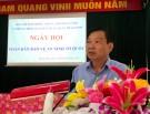 Ngày hội toàn dân bảo vệ an ninh tổ quốc tại xã Thạch Sơn.