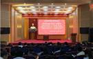 Hội nghị trực tuyến Tổng kết công tác PCTT&TKCN năm 2018, triển khai nhiệm vụ thời gian tới.