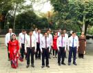 Lâm Thao: Dâng hương tưởng niệm các Vua Hùng năm 2020