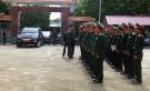 Đoàn công tác Bộ tư lệnh quân khu II kiểm tra công tác quân sự, quốc phòng tại huyện Lâm Thao