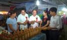 Khai mạc Hội chợ thương mại Lâm Thao 2017