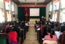 Lâm Thao: Sở Y tế tỉnh tập huấn giảng viên truyền thông học đường phòng, chống bệnh dại năm 2017.