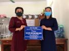 Phụ nữ Lâm Thao chung tay phòng, chống dịch bệnh Covid-19