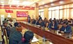 Ban liên lạc hưu trí Lâm Thao gặp mặt đầu Xuân