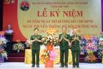 Kỷ niệm 60 năm Ngày mở đường Hồ Chí Minh – Ngày truyền thống Bộ đội Trường Sơn.