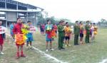 Vòng loại giải bóng đá nam- Công an tỉnh Phú Thọ năm 2018- Cụm 3