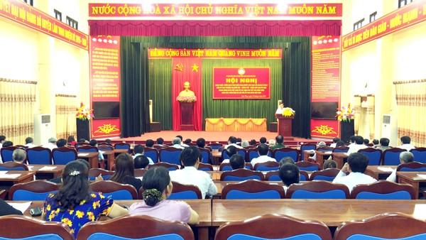 Lâm Thao: Quán triệt, triển khai nội dung Nghị quyết liên tịch 403/2017 quy định hình thức giám sát, phản biện xã hội của MTTQ Việt Nam