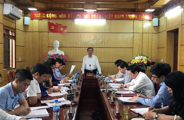 Giám sát thực hiện Nghị quyết số 12 của HĐND tỉnh tại huyện Lâm Thao