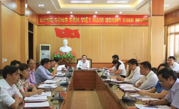 Kỳ họp thứ Mười, HĐND huyện khóa XVIII: Có 30 ý kiến thảo luận tại tổ