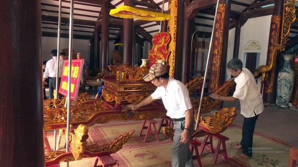 Tiên Kiên:  tích cực tham gia Giỗ Tổ Hùng Vương - Lễ hội Đền Hùng